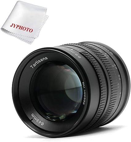 7artisans 55mm F1 4 Aps C Manuelle Objektiv Für Sony Kamera