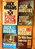 4 Books! 1) The Eagle Has Landed 2) The Grave Yard Shift 3) Midnight Runner 4) White House Connection