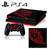 Cheap Ci-Yu-Online VINYL SKIN [PS4] – ShoeBox #3 Air Jordan 1 Retro Shoe Box – Whole Body STICKER DECAL COVER for PS4 Playstation 4 System Console and Controllers