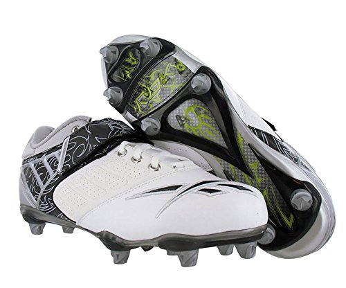 with paypal online Reebok Bulldodge SD2 Low Men's Football Shoes White for cheap 88eWOD