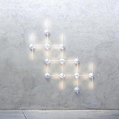 Amazon.com: Flos Lightspring F3344009 - Lámpara de pared de ...