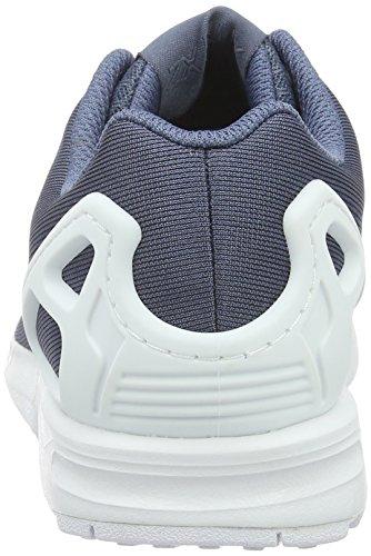 Flux Unisex Blanc Adultes Bleus Ftwr Adidas Encre Tech encre Tech Baskets Zx Em RwvnIq5
