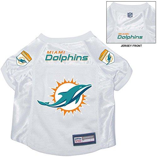 Miami Dolphins Pet Dog Football Jersey SMALL