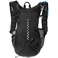 Mazama - Tumalo Hydration Pack with 2 or 3 Liter Reservoir, Water Bladder Reservoir Features USA-Made, Taste-Free Film, No BPA – Perfect Backpack for Hiking, Cycling, Mountain Biking, and Skiing