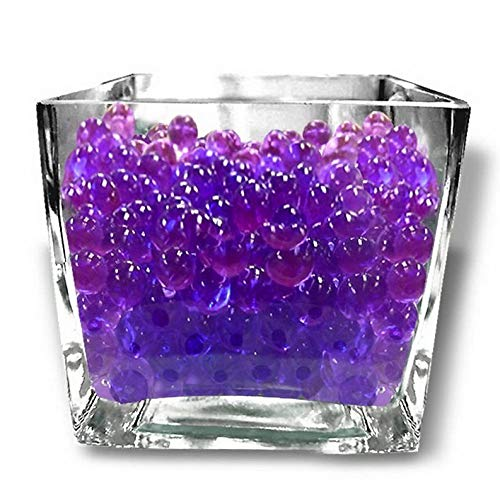 - Mikash Water Jelly Beads for Vase Centerpieces Filler Wedding Decorations Party Sale | Model WDDNGDCRTN - 10511 | 6 Bags