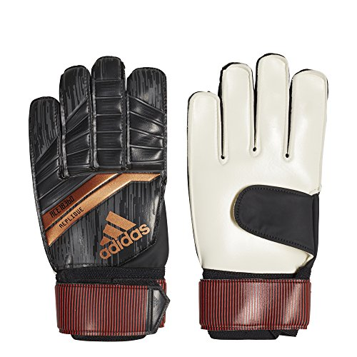adidas Performance ACE Replique Goalie Gloves, Black, Size 8