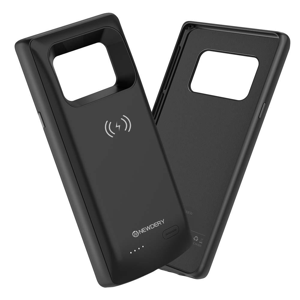 Funda Con Bateria De 10000mah Para Samsung Galaxy Note 9 Newdery [7rb91hpt]