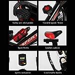 Cyclette-Fitness-Palestra-Workoutcardio-Trainer-Bicicletta-Spinning-Bike-Professionale-per-Casa-Bici-da-Spinbike-Unisex-Adulto-Trasmissione-A-Cinghia