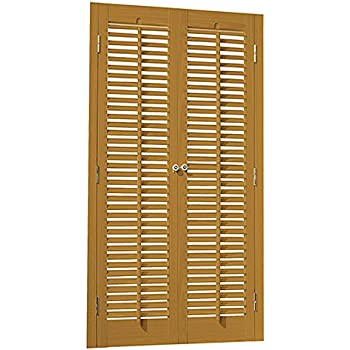 Amazon Com Ltl Home Products Shl39 Exterior Solid Wood