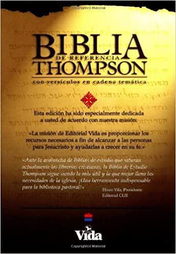 Pdf biblia thompson