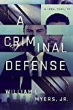Book cover image for A Criminal Defense