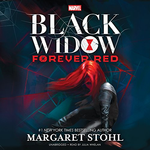 Marvel's Black Widow: Forever Red (Black Widow Novels) by Blackstone Audiobooks