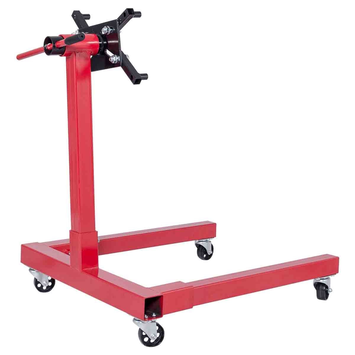 Toolsempire Engine Stand 1250 lbs Capacity Hoist Automotive Lift Rotating Shop Motor Stand