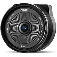 ASUS Reco Smart Dash Cam & Portable Cam , include 16G Memory card, Sony Sensor, Night Record, 1080p, GPS Track Log, Free 500G Webstorage, Upload photo and video via Wi-Fi, Battery 720mAh