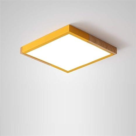 Luz de Techo Lámparas de Techo Estilo Nórdico Lámpara de ...