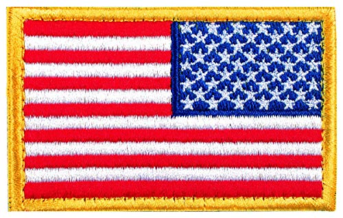 Which is the best us army flag patch?