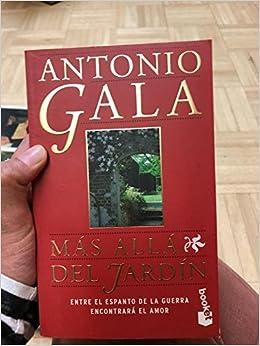 Mas Alla Del Jardin (Los jet de Plaza & Janes): Amazon.es: Gala, Antonio: Libros