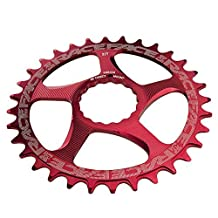 Race Face 10/11 Speed Cinch Direct Mount Chainring, Red, 30T by RaceFace