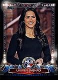 2017 Topps MLB Network #MLBN-6 Lauren Shehadi