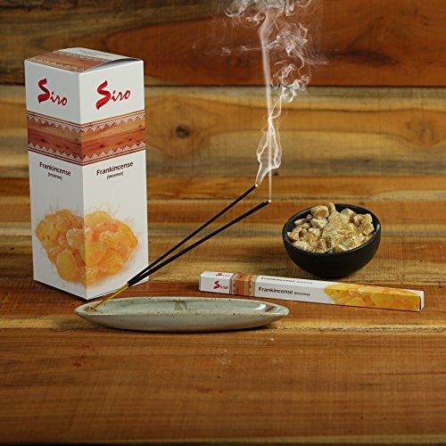 Siro Incense Sticks Gift Pack Pure & Premium Long Lasting Aroma Perfect for Yoga, Meditation, Relaxation & Aromatherapy (Frankincense, 200 Incense Sticks)