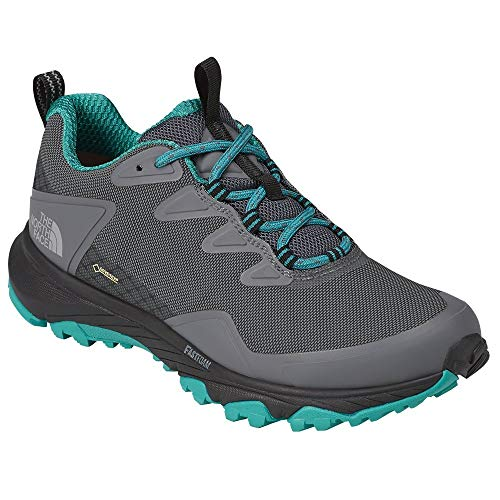 The North Face Womenâ€s Ultra Fastpack III Gore-TEXHiking Shoe, Grey, US8