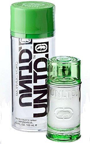 Marc Ecko UNLTD Men's Eau de Toilette Spray 3.40 oz (Pack of 4) -  M-3576