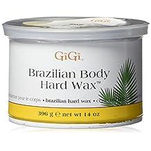 Gigi Brazilian Body Hard Wax, 14 Ounce