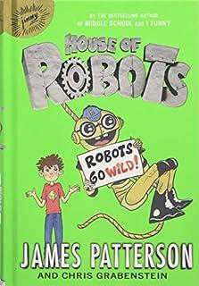 House of Robots: Robots Go Wild! (0316284793) | Amazon price tracker / tracking, Amazon price history charts, Amazon price watches, Amazon price drop alerts