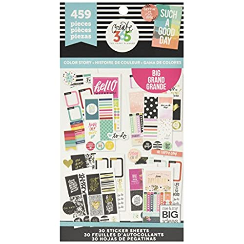 Mini Happy Planner Stickers: Amazon.com