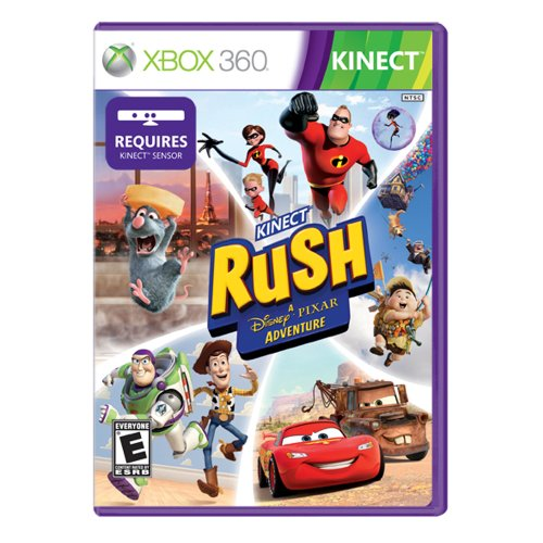 Kinect Rush: A Disney Pixar Adventure - Xbox 360 by Microsoft