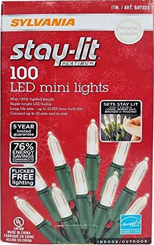 100 Led C9 Lights in US - 5