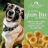 Bandit's Biscuits Natural Healthy Grain Free Dog