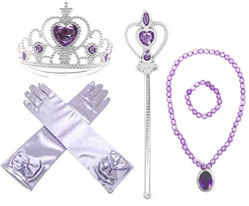 Necklace Set Tiara - 6