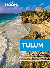 With idyllic beaches, rustic cabañas, and the turquoise sea, Tulum has all the makings of a perfect getaway. Immerse yourself with Moon Tulum. Inside you'll find:Strategic itineraries for families, honeymooners, history buffs, adventurers, an...