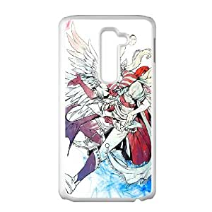 LG G2 Phone Case Cover White Kefka Palazzo Final Fantasy EUA15991640 Phone Case Cover Custom 3D