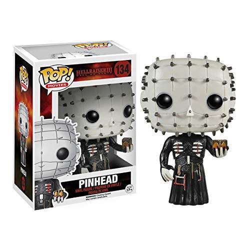 Pop Movies 3.75 Inch Action Figure Hellraiser - Pinhead #134 -