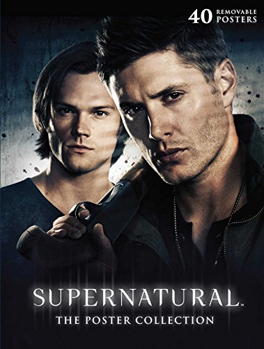 Supernatural: The Poster Collection: 40 Removable Posters (Insights Poster Collections)