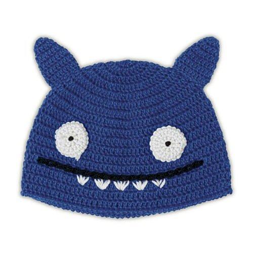 Uglydoll Ice-Bat Hat - Blue