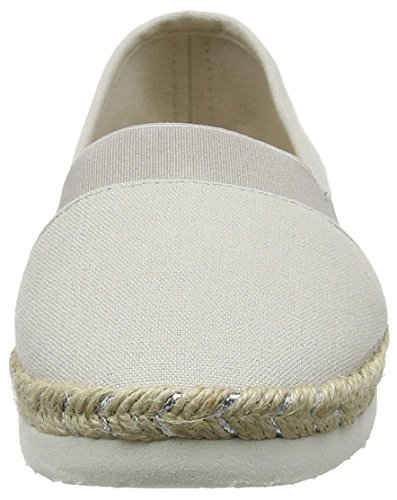 Foot 4 Mid New Wide Grey Marley Espadrillas Look Donna Grey EWFqa