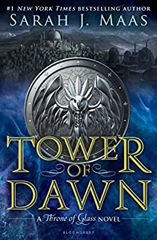 Tower of Dawn by Sarah J. Maas science fiction and fantasy book and audiobook reviews