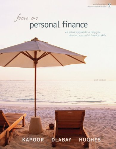Download Focus on Personal Finance (The Mcgraw-Hill/Irwin Series in Finance, Insurance and Real Estate) Pdf
