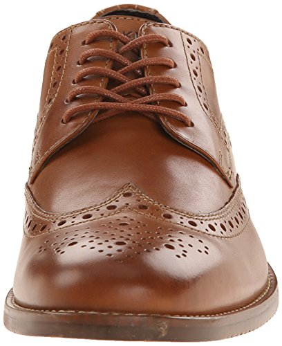 Rockport Mens Style Purpose Wing Tip Oxford Tan xCoZmcPWE