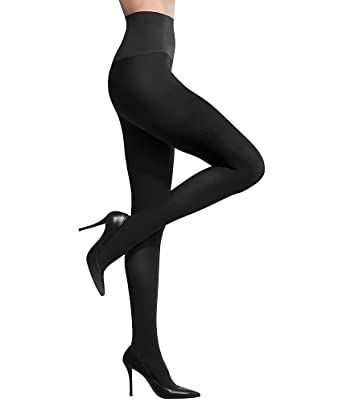 76a6e57cd0c4a Commando Women's Perfectly Opaque Matte Tights at Amazon Women's Clothing  store: