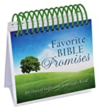 Favorite Bible Promises, Barbour Publishing, Inc. Staff, 1624167101