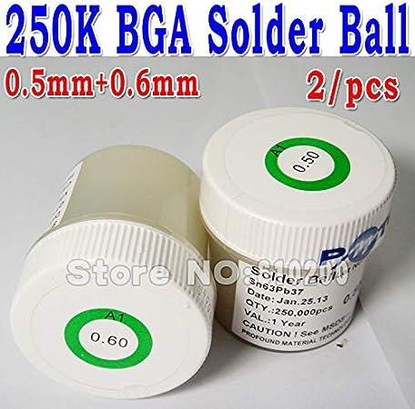 Solder Balls leaded 0,6mm 250K