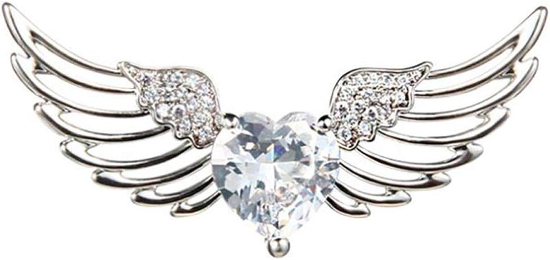 Am/éliorer le go/ût et le charme Dans Travailler la vie iEay Bijoux fantaisie Femme Broches Broches Haute qualit/é Doux luxueux radiant