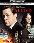 Cover Image for 'Allied [UHD/BD/Digital HD Combo] [4K]'