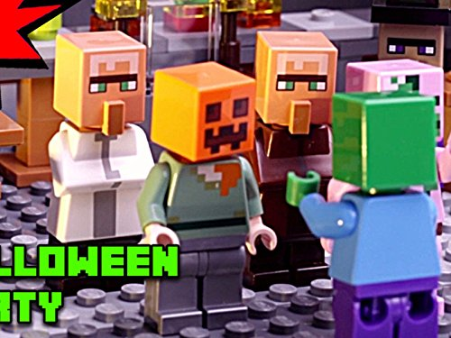 Clip: Zombie's Halloween Party (Lego Halloween Special)