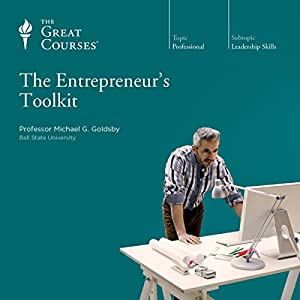 The Entrepreneur's Toolkit Lecture
