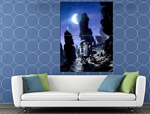 Amazoncom R2 D2 Tatooine Jawas Sandcrawler Star Wars Movie